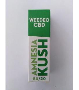 Weedeo amnesia haze 100mg