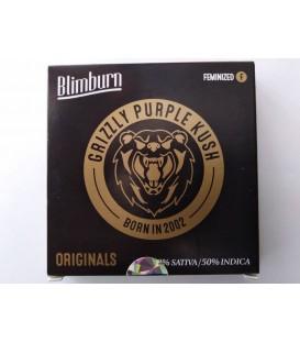 Blimburn seed Grizzly Purple Kush