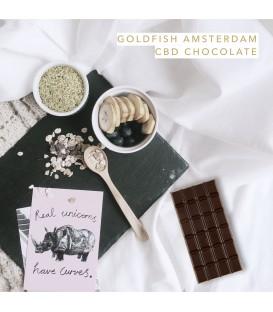 GOLDFISH AMSTERDAM CBD CHOCOLATE