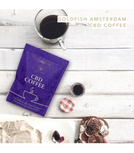 Goldfish Amsterdam Coffee with Hemp CBD