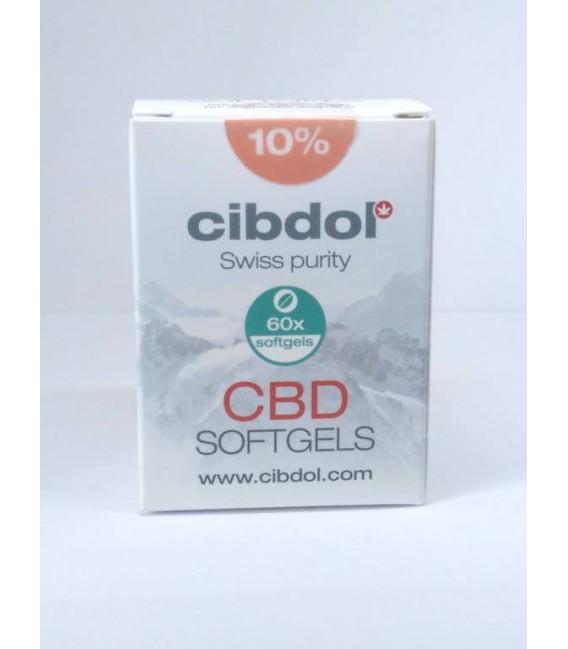 Cibdol 10% softgel