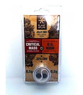 Jelly CBD Indica Fight 22%