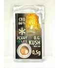 WAX CBD 66% - O.G Kush