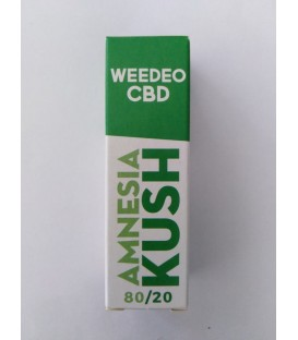 Weedeo amnesia haze 100mg