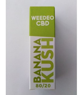 Weedeo Banana Kush 100mg