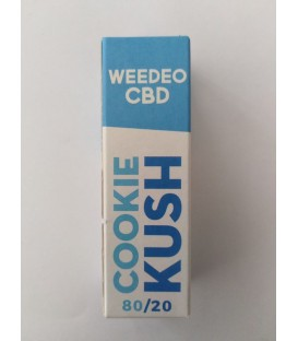 Weedeo Cookie Kush 100mg