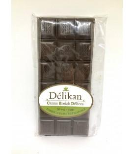 chocolat noir CBD full spectre