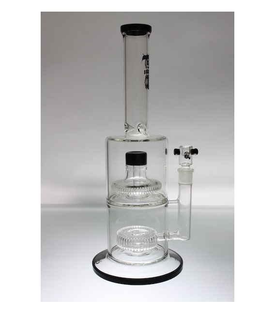 GLASS BANG DISCUS 43 cm