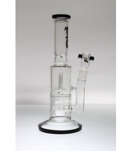 GLASS BANG BIO DOUBLE PERCOLATOR 30CM