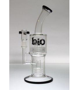 GLASS BANG BIO STEMLESS 30CM ANGLED