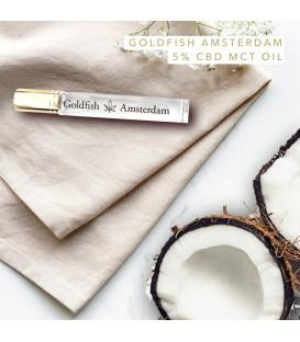 Huile de coco Goldfish Amsterdam 5% CBD