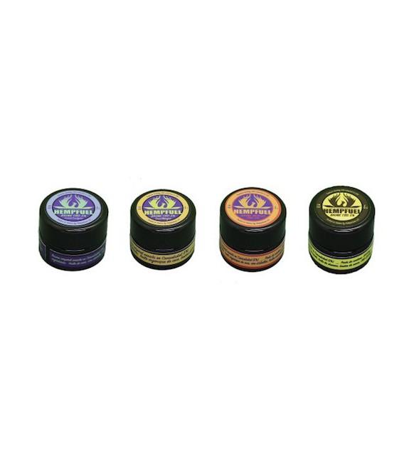 Hempfuel - Salve CBD 5% Lavender - Eucalypt
