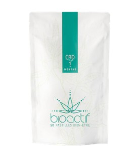 BIOACTIF - CBD pills 5mg Mint